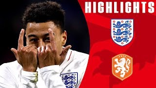 Video Netherlands 0-1 England | Lingard Scores Winner in Promising Night for England | Official Highlights MP3, 3GP, MP4, WEBM, AVI, FLV Januari 2019