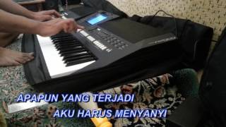 Video DERITA DIBALIK TAWA    karaoke  PSR a2000 MP3, 3GP, MP4, WEBM, AVI, FLV Januari 2018