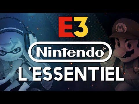 NINTENDO, ce qu'il ne fallait pas manquer | E3 2018