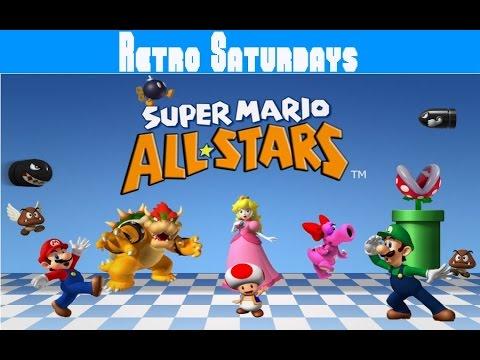 Super Mario All-Stars Super Nintendo