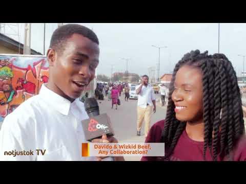 "NotjustOk TV: Will A ""Wizkid - Davido"" Collaboration Ever Happen? Nigerians React"