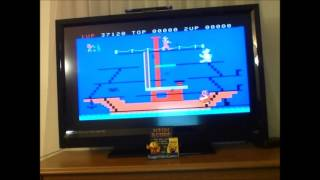 Popeye: Skill 3 (Colecovision Emulated) by DuggerVideoGames