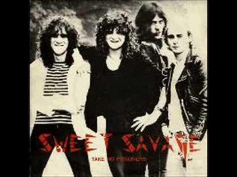 Sweet Savage - Take No Prisoners online metal music video by SWEET SAVAGE