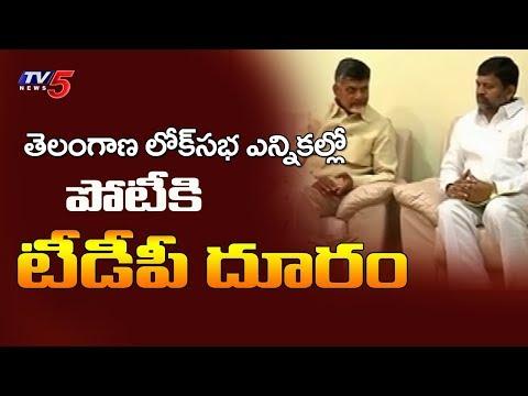TDP Will Not Contest In Telangana Lok Sabha Elections 2019