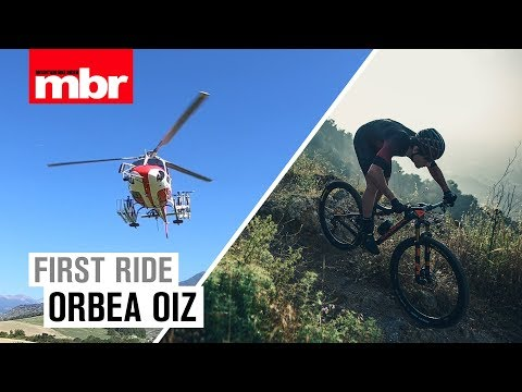 Orbea Oiz | First Ride | Mountain Bike Rider