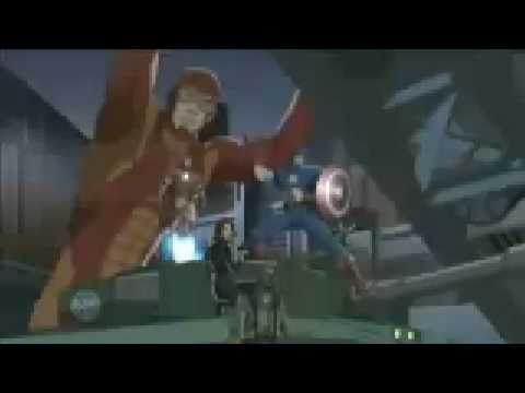 """Ultimate Avengers"" (2006) Trailer"