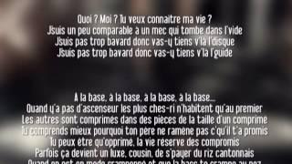 Maître Gims - À La Base (+ Paroles / Lyrics)