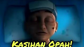 Upin & Ipin | Opah meninggal dunia!