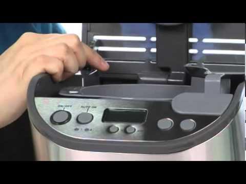 Krups KM611D50 Precision 12-cup Stainless Steel GlassSKU:#8000728