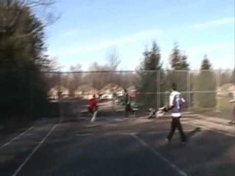 Street Hockey Bloopers - Holden 1on1