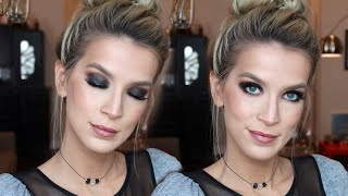 Grunge Glam Makeup   Get Ready With Me Makeup Tutorial by Leigh Ann Says