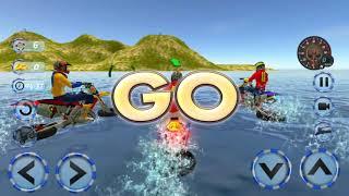 Video Real Water Surfer Bike Racing - Floating Drive MP3, 3GP, MP4, WEBM, AVI, FLV Juni 2018