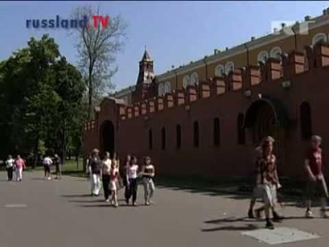 Russland: Der Rote Platz - TV Fakten zum Areal