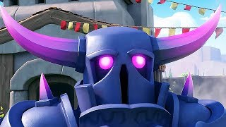 Clash Of Clans Nuevas Animaciones  2018 FAN EDIT EN Español HD