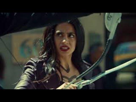 Shadowhunters 2x20 Alec, Jace, Clary, Izzy Vs. Demon Dragon Scene Season 2 Episode 20