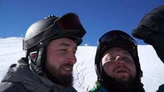 Les Deux Alpes France  city photos gallery : Les Deux Alpes France 2016 Snowboarding