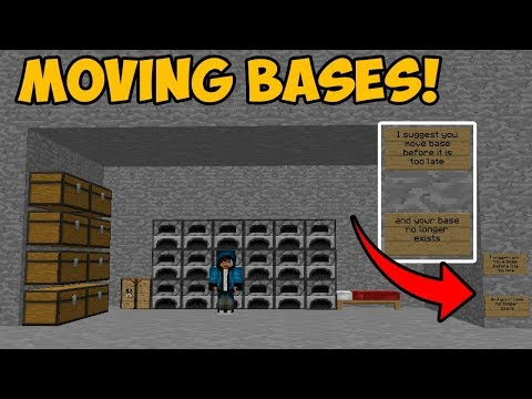 WE HAVE TO MOVE BASES! NOW! - Modded Factions Episode 3