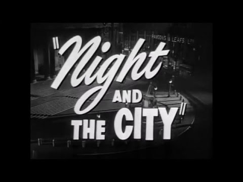 Night And The City (1950) Review