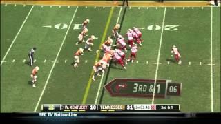 Antonio Andrews vs Tennessee (2013)