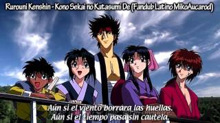 Nonton Rurouni Kenshin   Kono Sekai No Katasumi De  Cover Latino Mikoaucarod  Film Subtitle Indonesia Streaming Movie Download