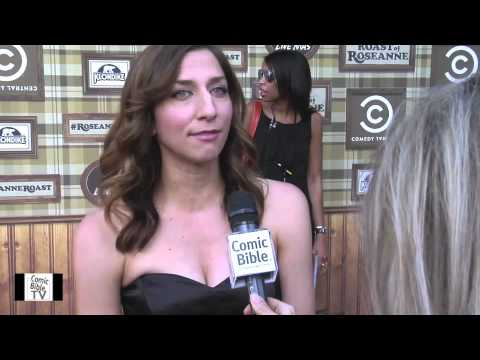 Chelsea Peretti at Comedy Central Roseanne Barr Roast