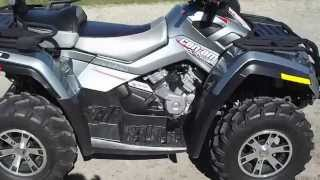 8. Can-am outlander MAX LTD 800