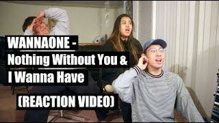 Video WANNAONE - Nothing Without You & 갖고싶어 || Reaction Video (THEY LOOK SO GOOD YALL) MP3, 3GP, MP4, WEBM, AVI, FLV Juni 2018