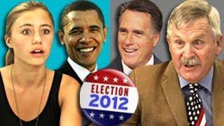 Teens/Elders React to Election 2012