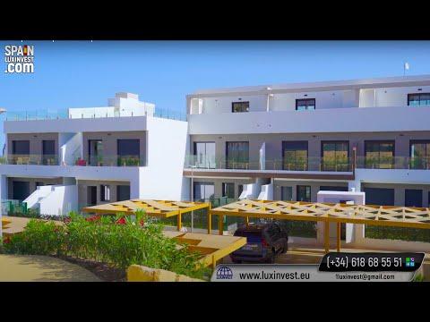 265000€/Элитный пентхаус/Квартира в Бенидорме/Недвижимость в Испании 2021/Новостройки в Финестрате