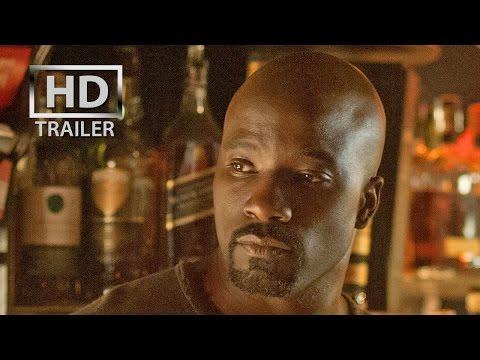 Marvel's Luke Cage   official trailer #1 (2016) Daredevil Jessica Jones