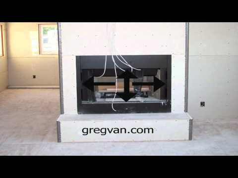 Non Combustible Building Materials Around Fireplace Opening