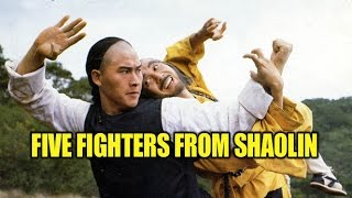 Video Wu Tang Collection - Five Fighters from Shaolin MP3, 3GP, MP4, WEBM, AVI, FLV Juli 2019