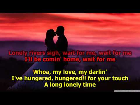 Unchained Melody Karaoke (Original!) -  Righteous Brothers (High Quality!)