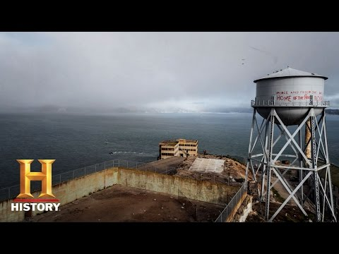 Alcatraz: Search for the Truth: The Anglins' Escape Plan | History