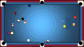 Pool billiard ! YouTube video