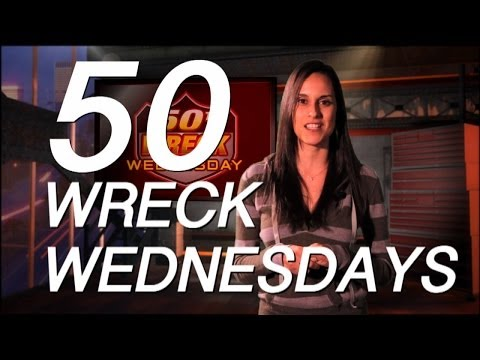 50th Wreck Wednesday - WW #50