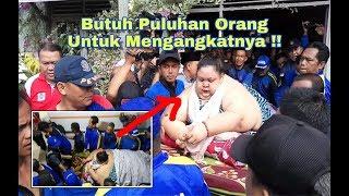 Video Mengangkat Titi Wati Wanita 350kg, Petugas membongkar Jendela MP3, 3GP, MP4, WEBM, AVI, FLV Maret 2019