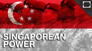 Singapore Singapore  city images : How Powerful is Singapore?
