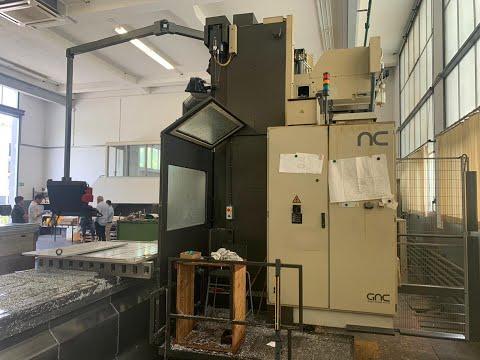 CNC Milling Machine NICOLAS CORREA L30/43 2004
