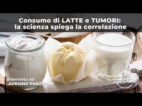 il consumo di latte può causare il tumore: arriva la conferma
