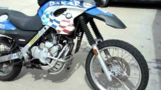 4. 2002 BMW F650GS Dakar Review