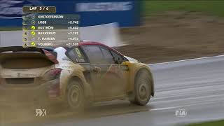 2017 World RX of France - Supercar Final