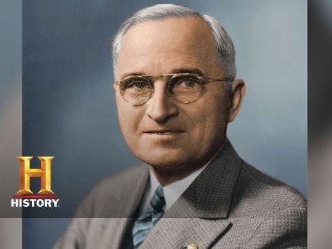 The World Wars: Harry S. Truman   History