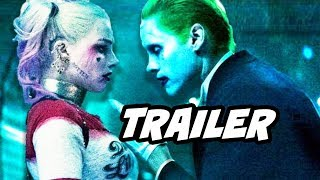 Suicide Squad Extended Joker Cut Trailer Breakdown