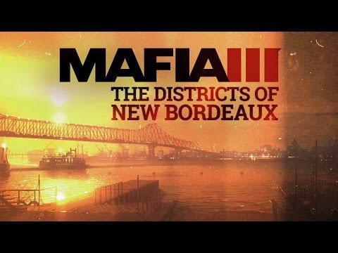 Mafia 3 : vidéo de New Bordeaux