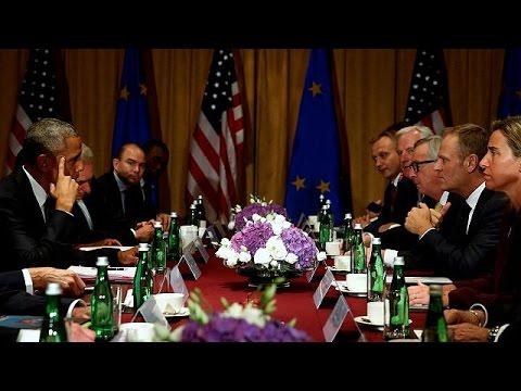 Ενωτική διάθεση από ΕΕ και ΝΑΤΟ προς Βρετανία, παρά το Brexit