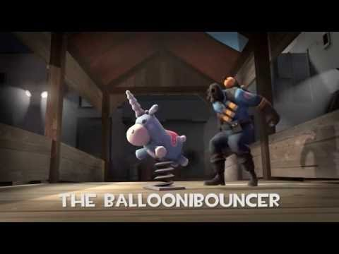 The Balloonibouncer Team Fortress 2