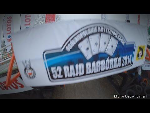 52 Rajd Barbórka 2014 | AKCJA [MotoRecords.pl]