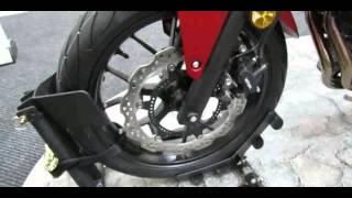 2. 2013 Honda CB500F