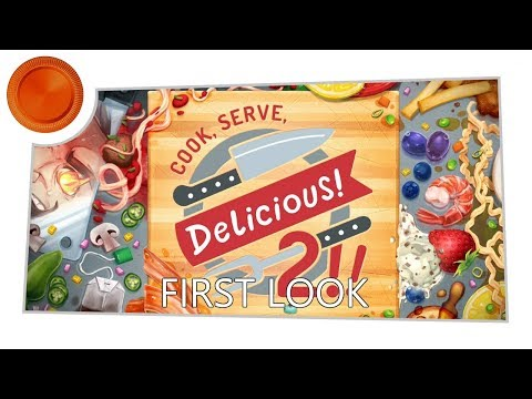 Cook, Serve, Delicious! 2 - First Look - Xbox One
